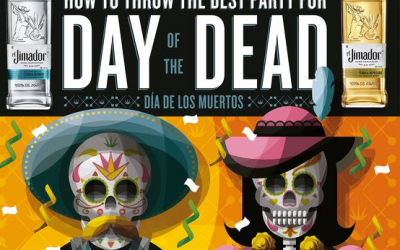 How To Throw The Best Party For Day Of The Dead