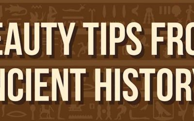 Beauty Tips From Ancient History