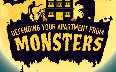 Defending Your Apartment From Monsters