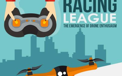 Drone Racing League – The Emergence Of Drone Enthusiasm