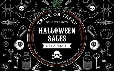 Trick Or Treat Your Way Into Halloween Sales Like a Pirate