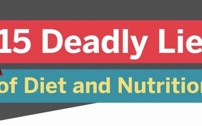 15 Deadly Lies of Diet and Nutrition