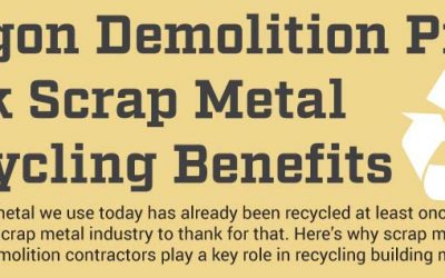 Scrap Metal Recycling Benefits