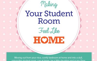 22 Great Tips to Make Your Student Room a Home