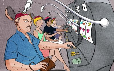 Pokies Addiction: Crack Cocaine of Gambling
