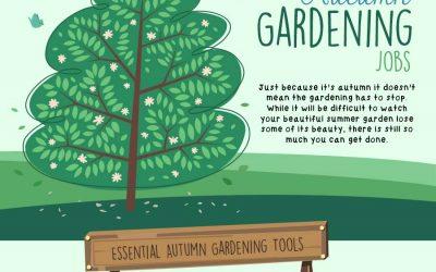 Autumn Gardening Jobs