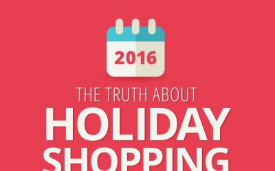 The Truth About Holiday Shopping 2016
