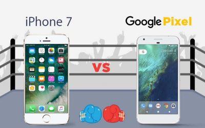 Google Pixel Vs iPhone 7 – Which is Better?