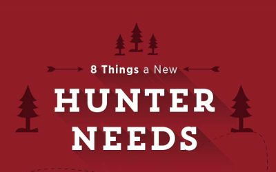 8 Things a New Hunter Needs