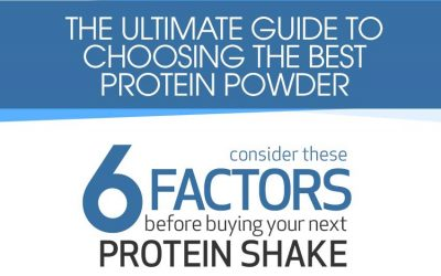 The Ultimate Guide to Choosing the Best Protein Powder