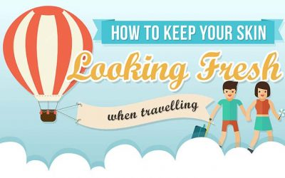 How to Keep Skin Looking Fresh When Traveling
