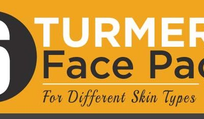 Homemade Turmeric Face Packs For Different Skin Types