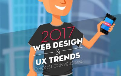 2017 Web Design & UX Trends to Boost Conversions