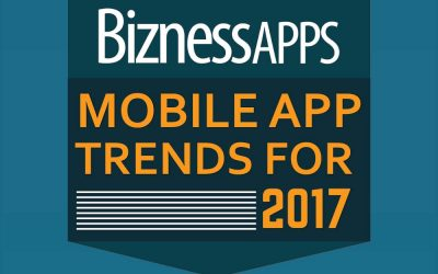 App Trends For 2017