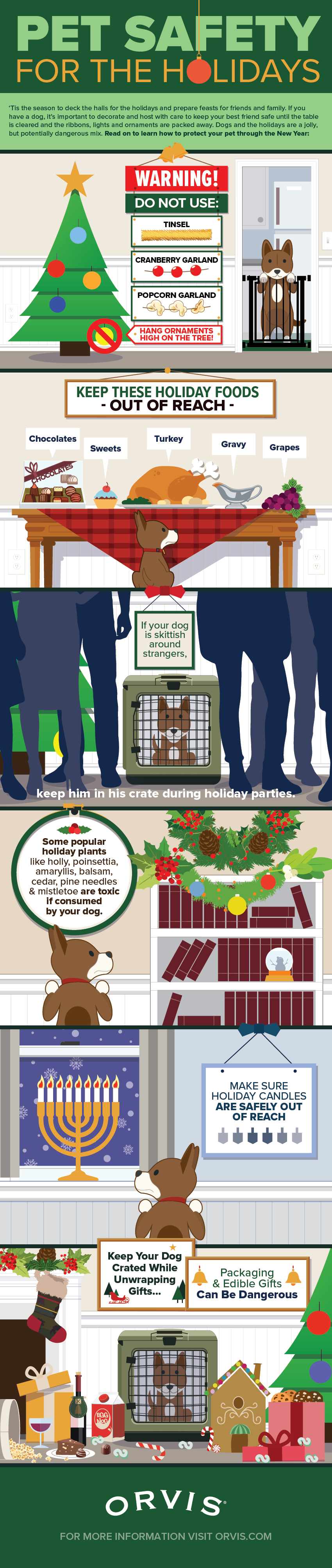 Pet Holiday Safety Tips