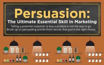Persuasion: The Ultimate Essential Skill in Marketing