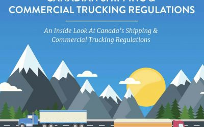 Canadian Shipping & Commercial Trucking Regulations
