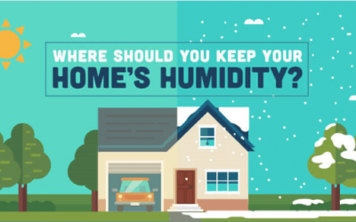 Where Should You Keep Your Home's Humidity?
