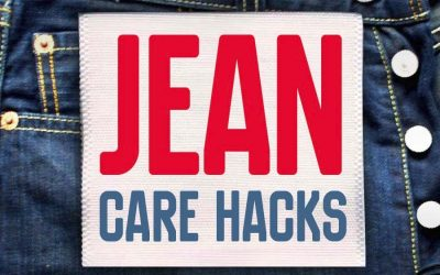 Jean Care Hacks: A DIY Approach to Making Your Favorite Jeans Last