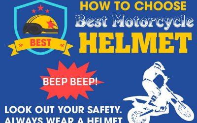 How To Choose Best Motorcycle Helmet