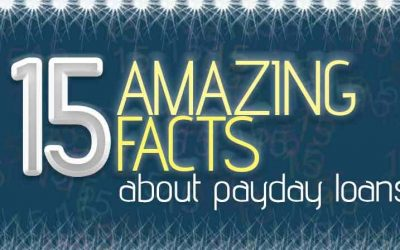 15 Amazing Facts About Payday Loans