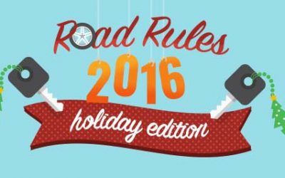 The 2016 Road Rules Report: Holiday Edition