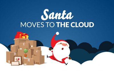 Why Santa is Moving to the Cloud