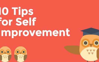 10 Tips to Self Improvement