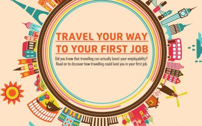 Travel Your Way to Your First Job