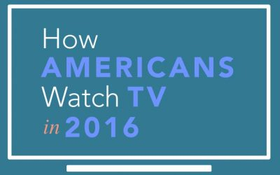 How Americans Watch TV in 2016