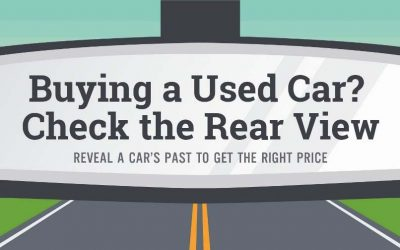 Buying a Used Car? Check the Rear View