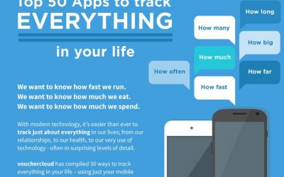 50 Apps to Track Everything
