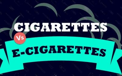Cigarettes VS E-Cigarettes: How They Work