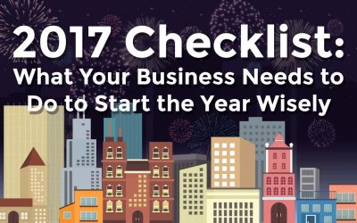 2017 Checklist: What Your Business Needs to Do to Start the Year Wisely