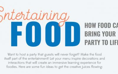 Entertaining Food: How Food Can Bring Your Party To Life