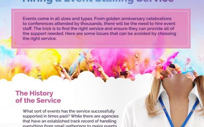 Mistakes to Not Make When Hiring an Event Staffing Service