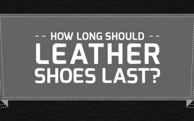 How Long Should Leather Shoes Last?