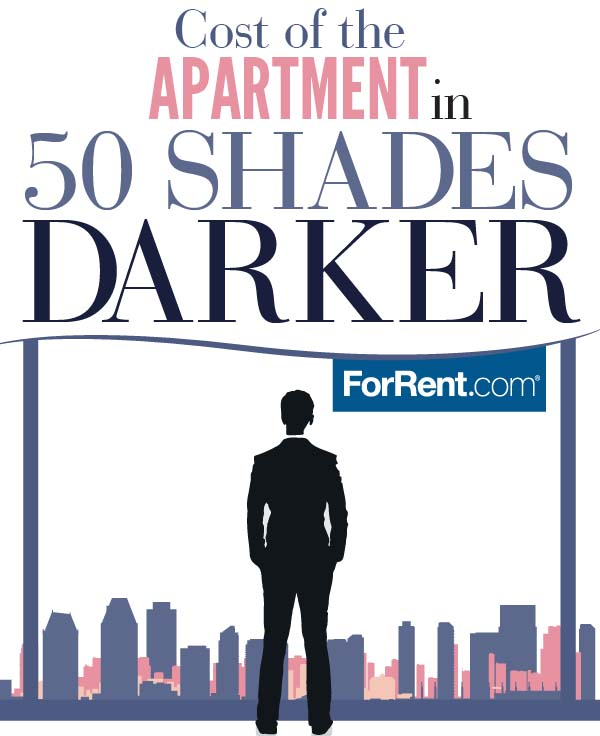 Cost Of Apartment: The Cost Of The Apartment In 50 Shades Darker [Infographic]