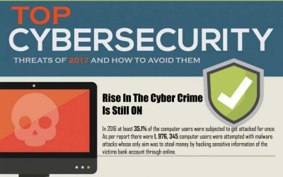 Top Cyber Security Threats of 2017 and How To Avoid Them