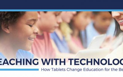 How Tablets Change Education For the Better