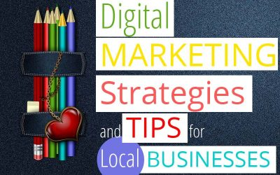 Digital Marketing Strategies for Local Businesses