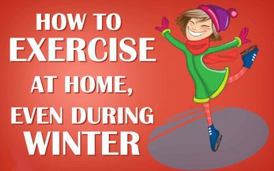 How to Exercise at Home During Winter