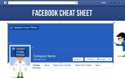 Facebook Image Sizes Cheat Sheet (2017)