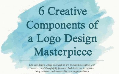 6 Components of a Logo Design Masterpiece