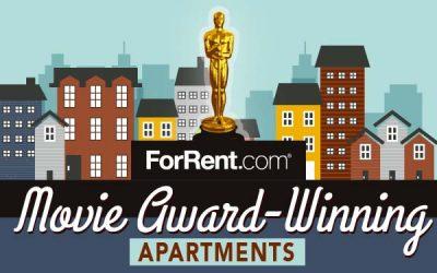 An Apartment Tour Through Oscar-Winning Films