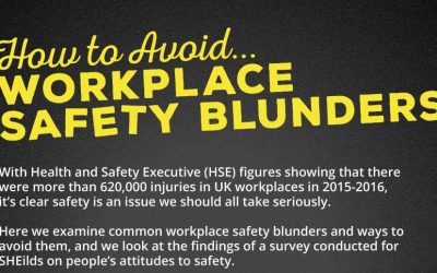 How to Avoid Workplace Safety Blunders