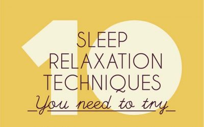 10 Sleep Relaxation Techniques You Need To Try