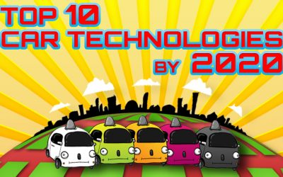 Top 10 Car Technologies Likely To Be Common By 2020