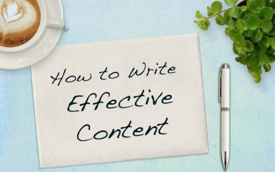 How to Write Effective Content