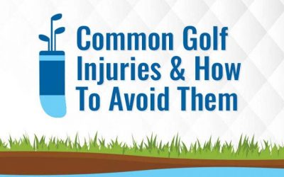 Common Golf Injuries & How To Avoid Them
